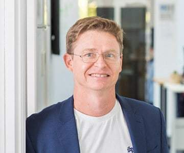 Charles Cornish, Chief Executive Officer