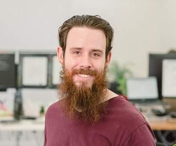 Chris McKay, Senior Engineer