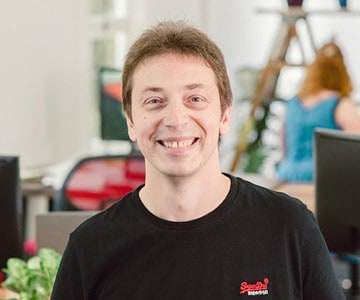 Paul Sabourenkov, Bioinformatician