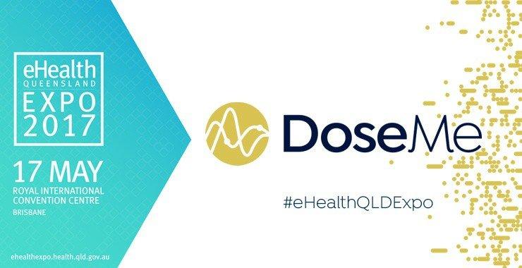 DoseMe set to deliver precision dosing at eHealth QLD Expo