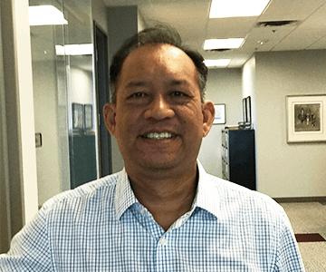 Arnel Rillo, VP Corporate Strategy