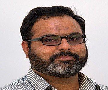 Syed Tabish R. Zaidi, Ph.D,