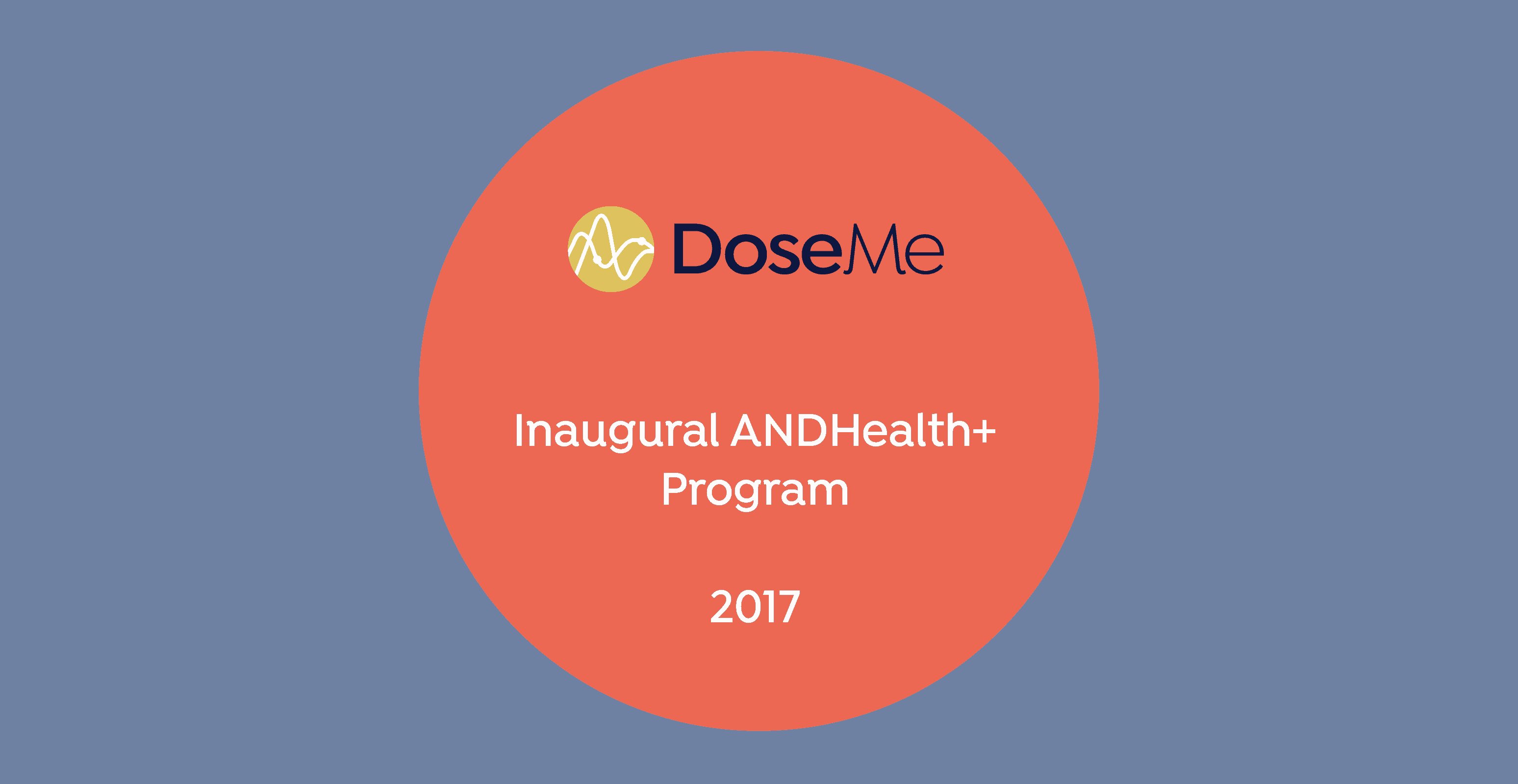 DoseMe Wins Place in Inaugural ANDHealth+ Program