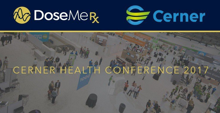 DoseMe to Showcase Precision Dosing Decision Support at Cerner Health Conference