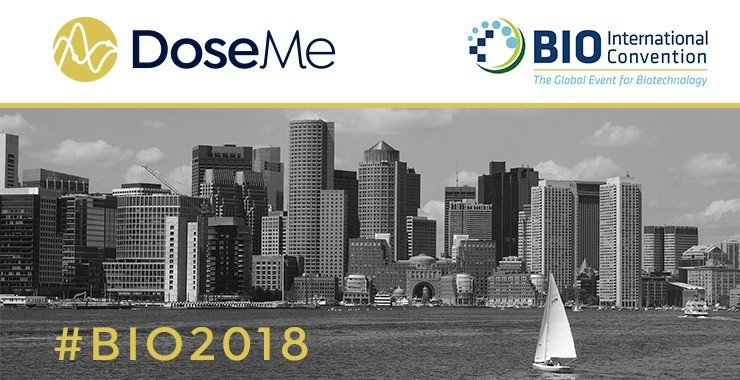 DoseMe Selected to Showcase at 2018 BIO International Convention