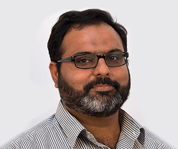 Syed Tabish R. Zaidi, Ph.D, DoseMe Advisor