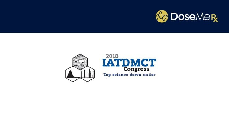 DoseMe to Present at IATDMCT Congress 2018