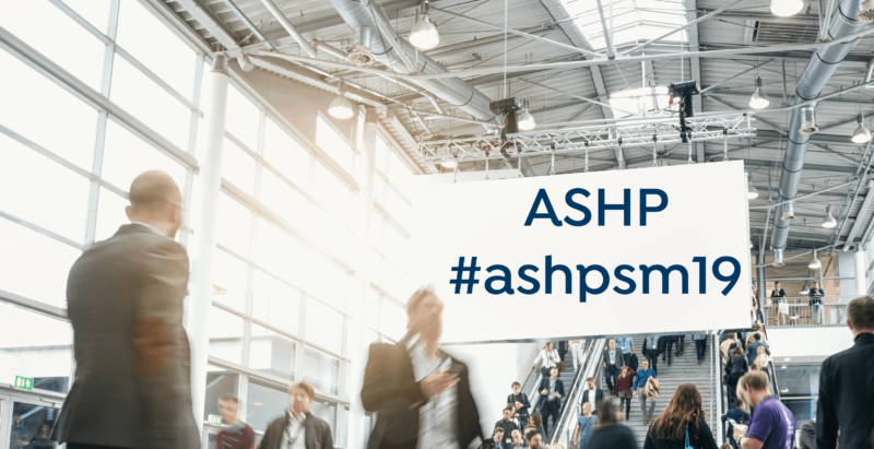 DoseMe Showcase at ASHP Summer Meeting 2019