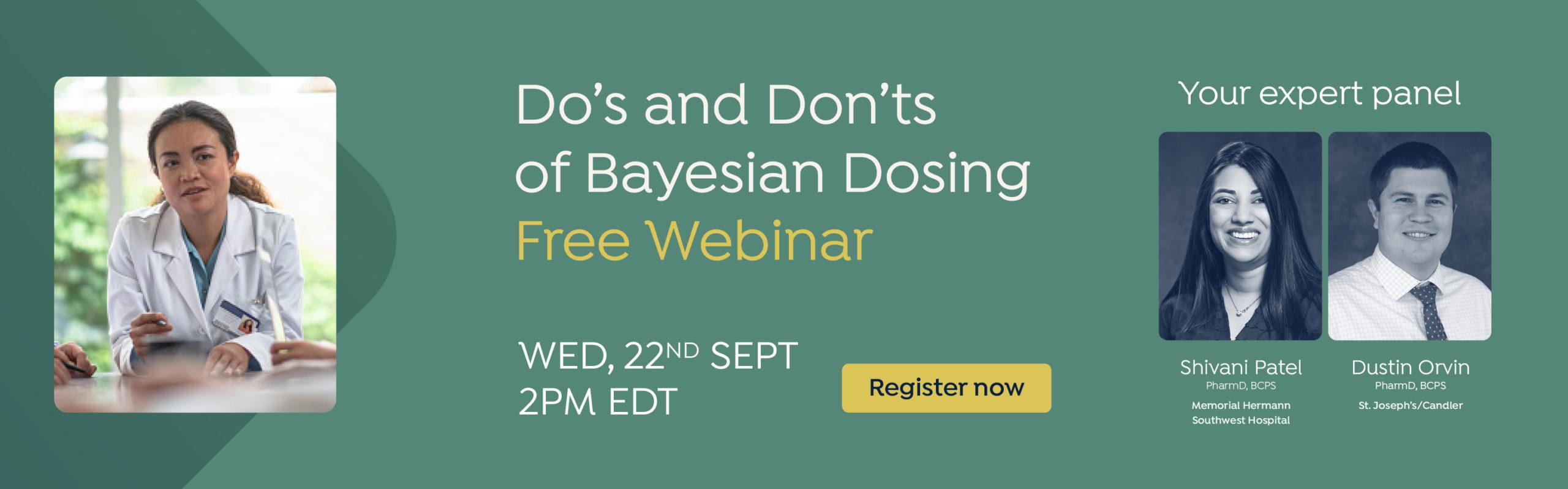 Register for DoseMeRx Free Webinar